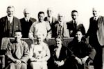 Watchman Nee and group of Taylor Brethren.